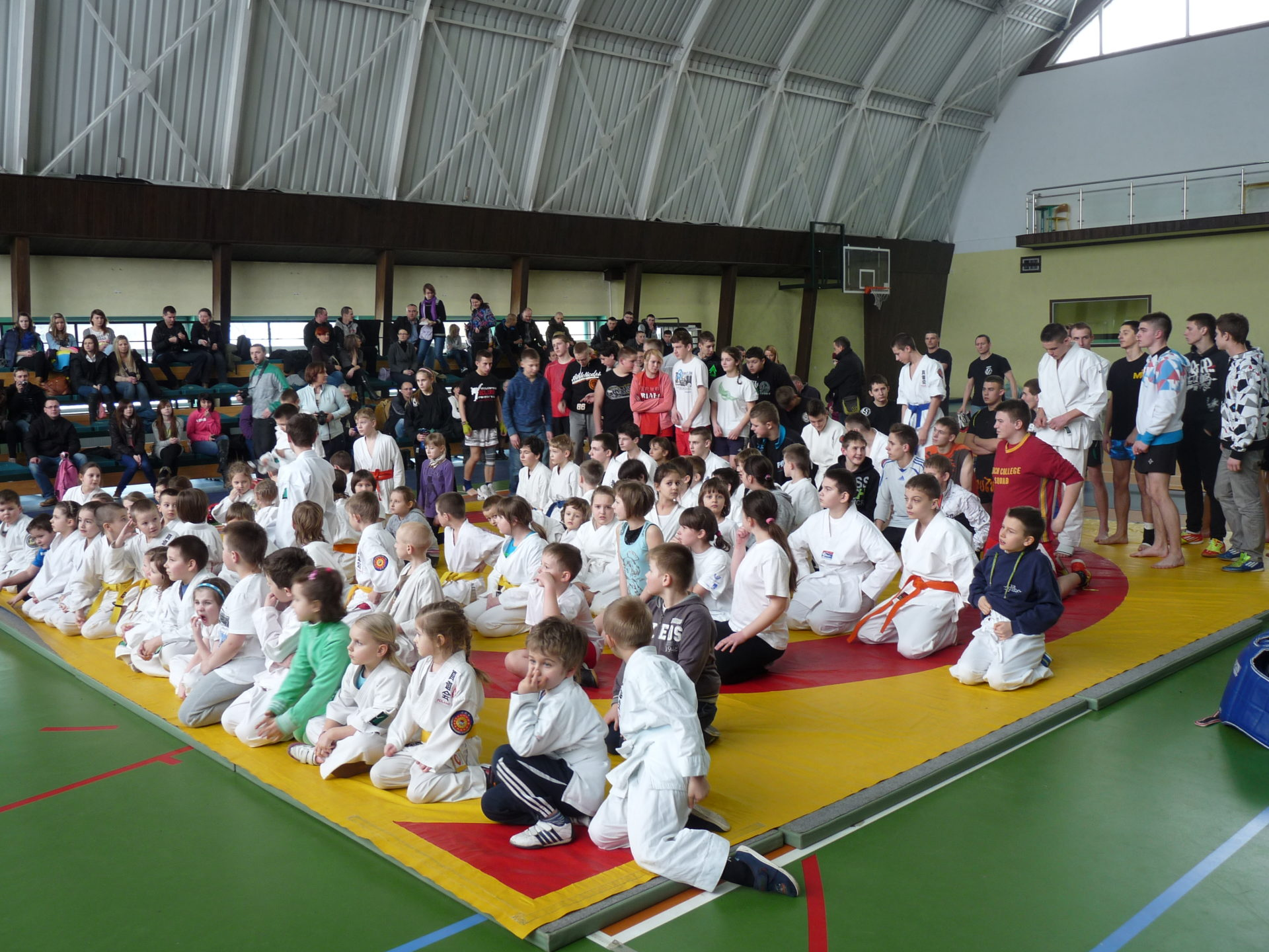 Wyniki otwartego konkursu ofert na wsparcie w 2014 r. realizacji zadań w sferze sportu