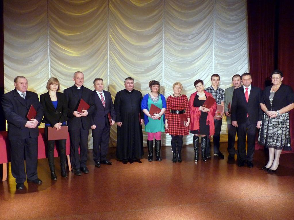 Powiat Łaski podsumował 2014 rok