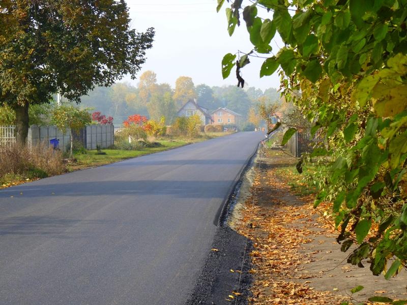 3 mln zł dla powiatu lub gmin na modernizację lub budowę drogi wiejskiej