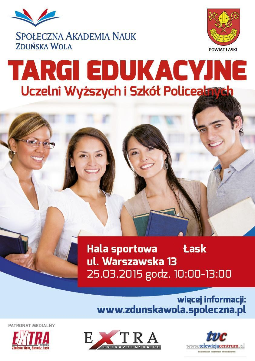 II Targi Edukacyjne Uczelni Wyższych i Szkół Policealnych