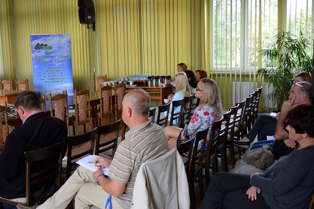 Seminarium na temat Krajowego Funduszu Szkoleniowego