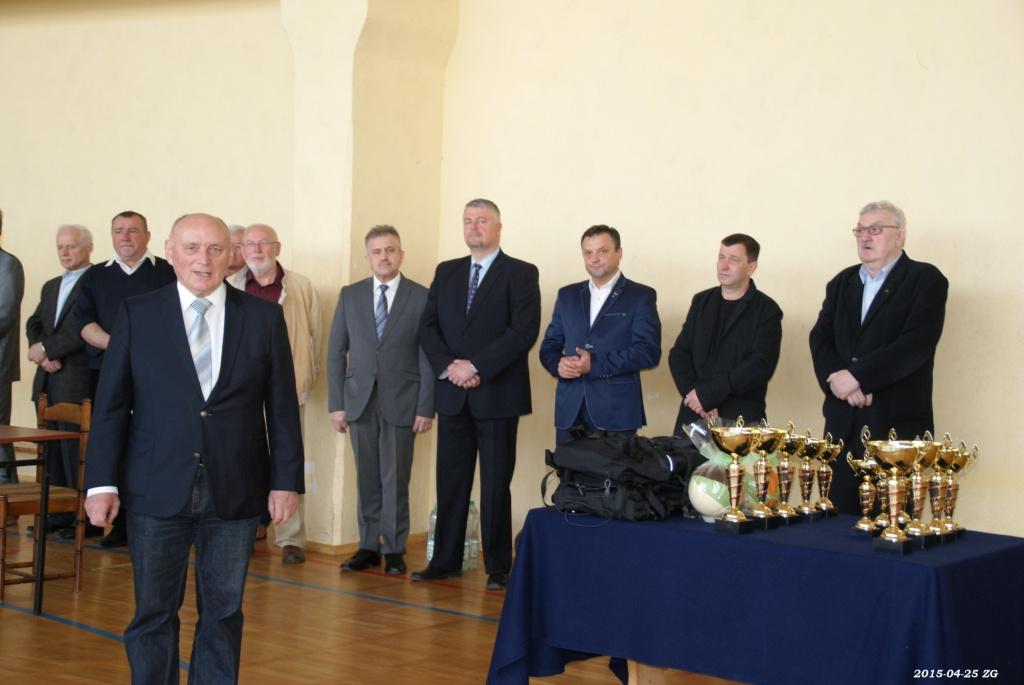 VI Memoriał Wojciecha Kabzy w Sędziejowicach