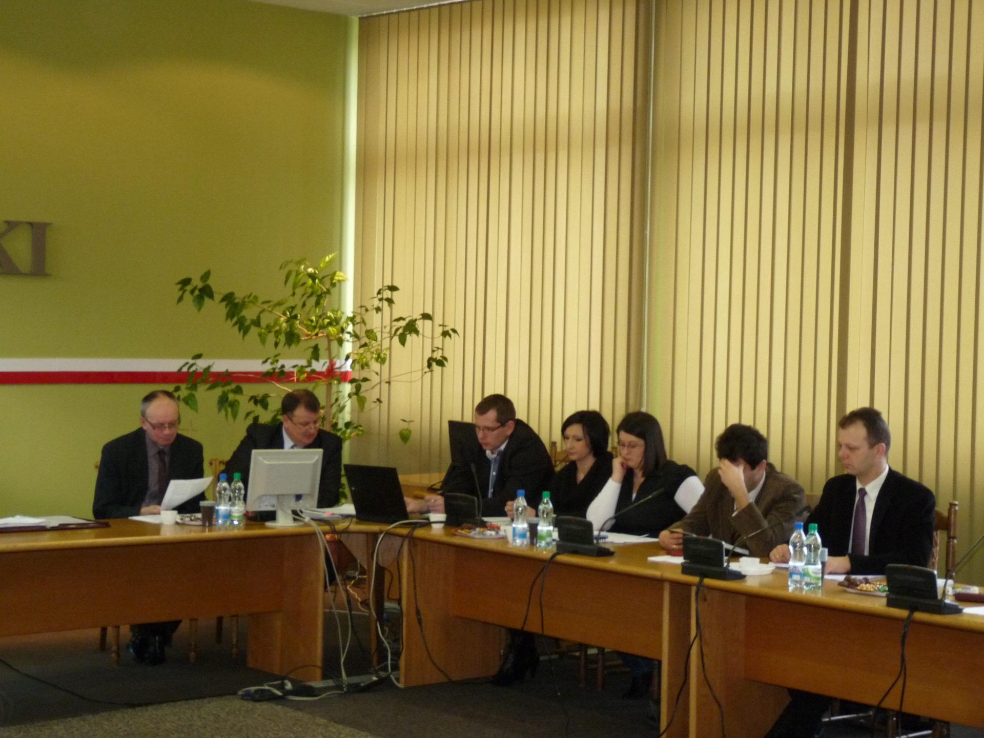 Wojewódzka Konferencja Wydziałów Komunikacji Województwa Łódzkiego w Łasku