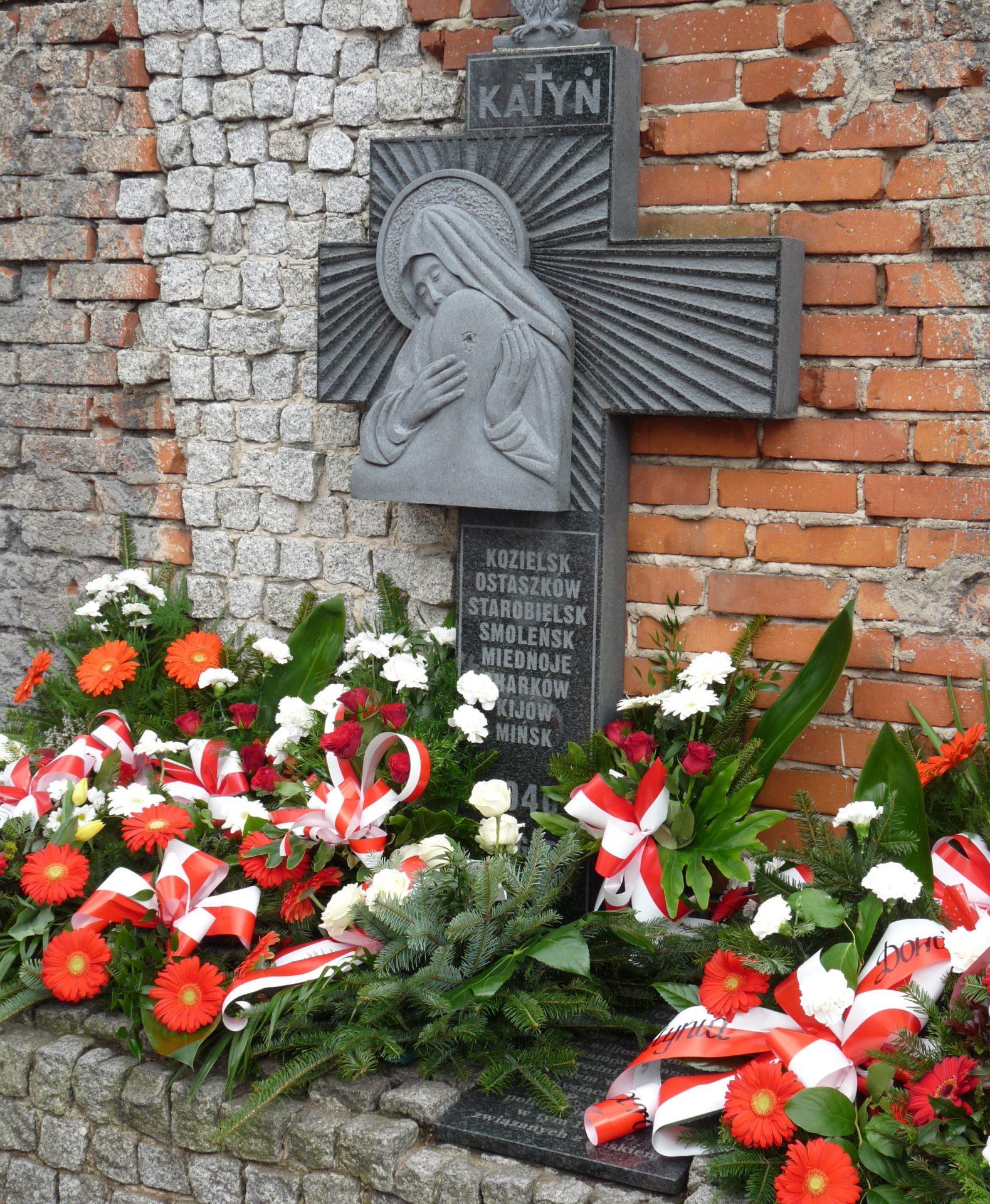 Obchody 72. rocznicy Zbrodni Katyńskiej