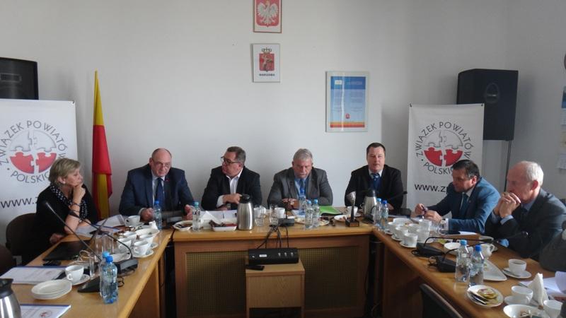 Wtorkowe posiedzenie Zarządu ZPP