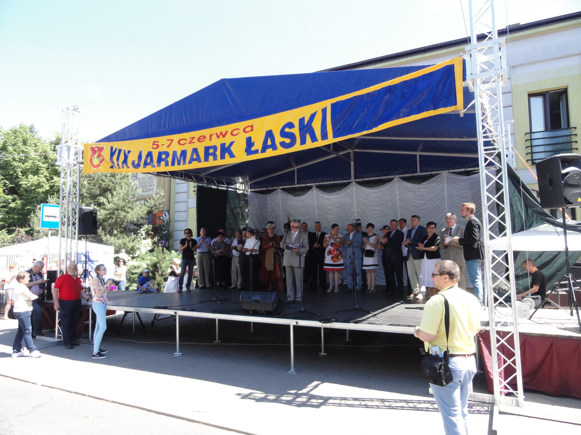19. Jarmark Łaski