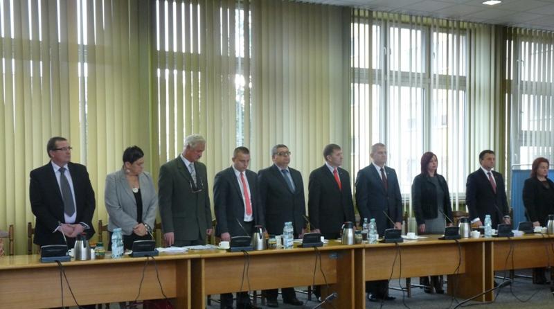 Rada Powiatu rozpoczęła pracę w kadencji 2014-2018