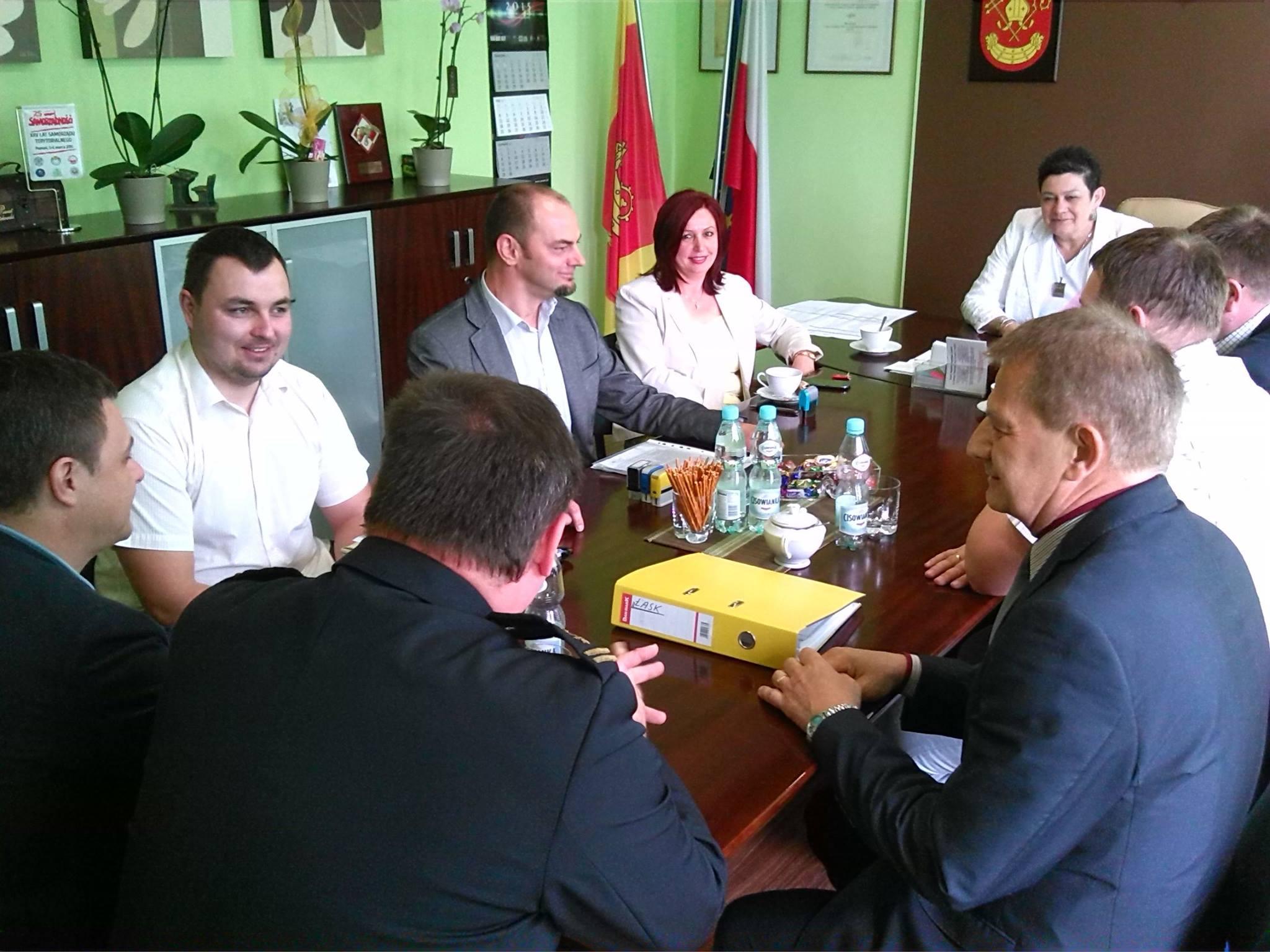 Umowa na modernizację budynku PSP podpisana
