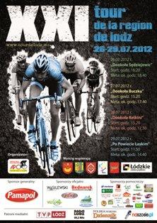 XXI Międzynarodowy Wyścig Kolarski TOUR DE LA REGION DE LODZ
