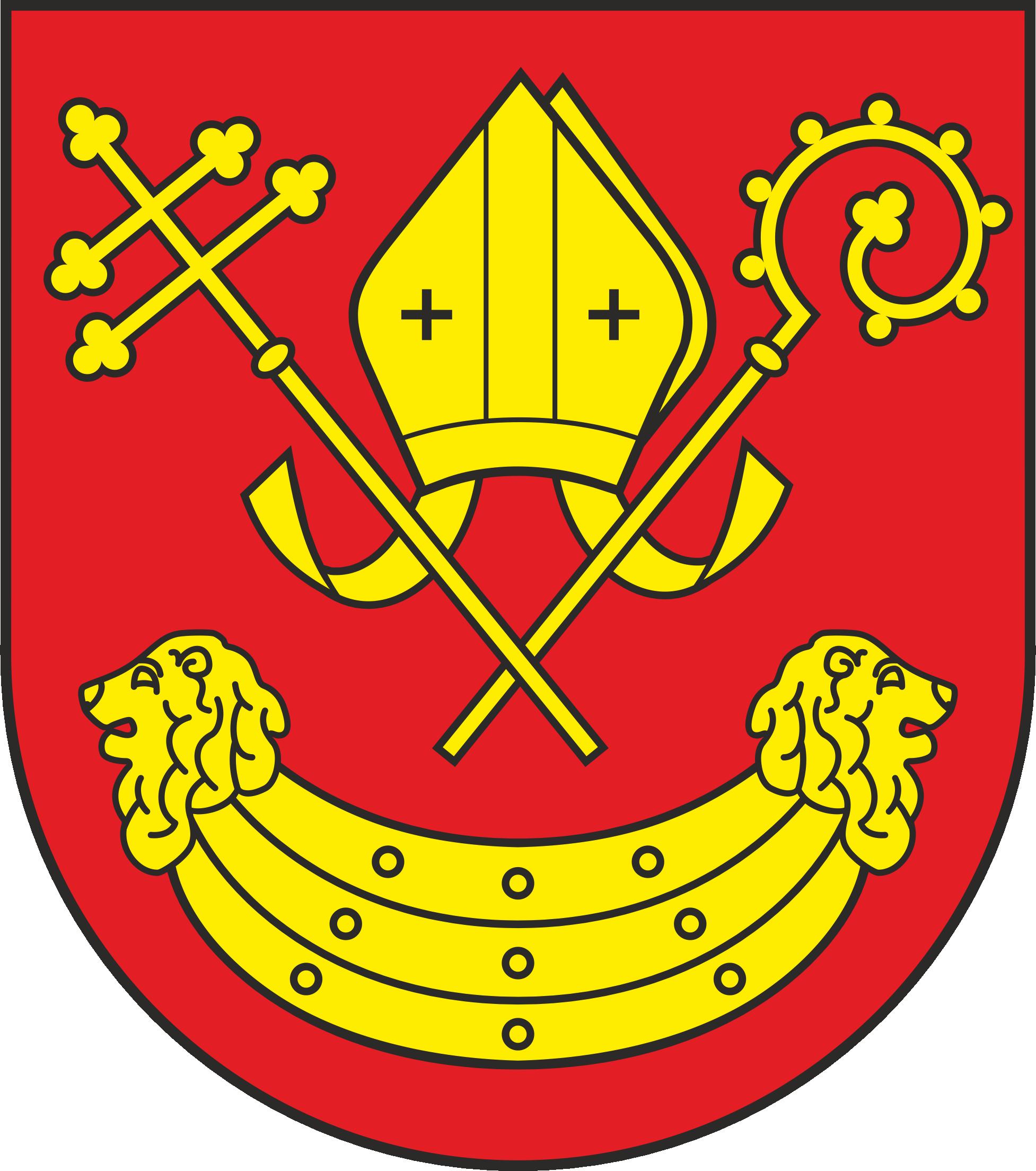 Nowy herb Powiatu Łaskiego