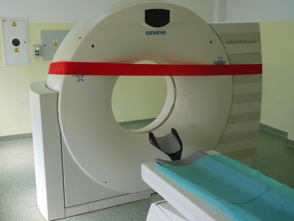 Nowy tomograf  już działa!
