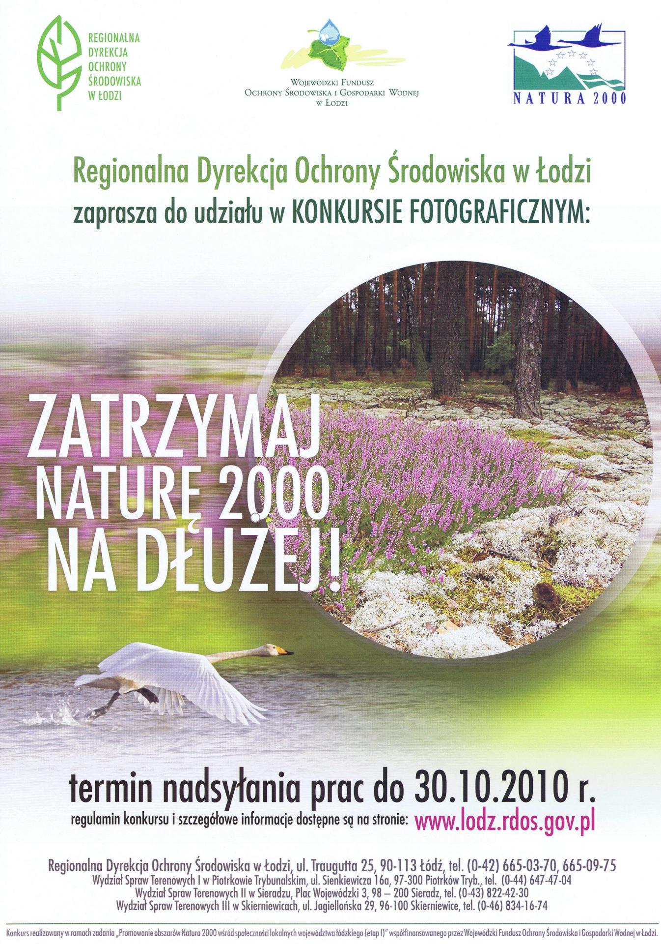 Zatrzymaj Naturę 2000 na dłużej