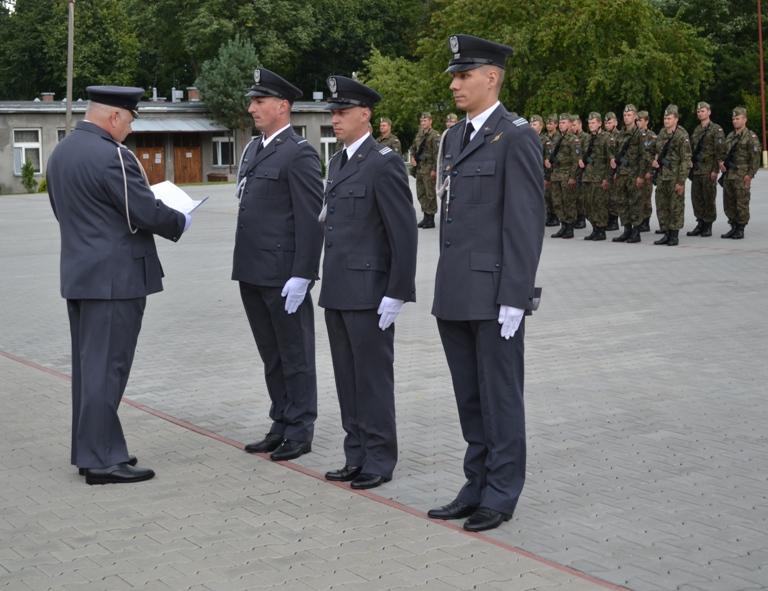 Święto Wojska Polskiego w 32. BLT w Łasku