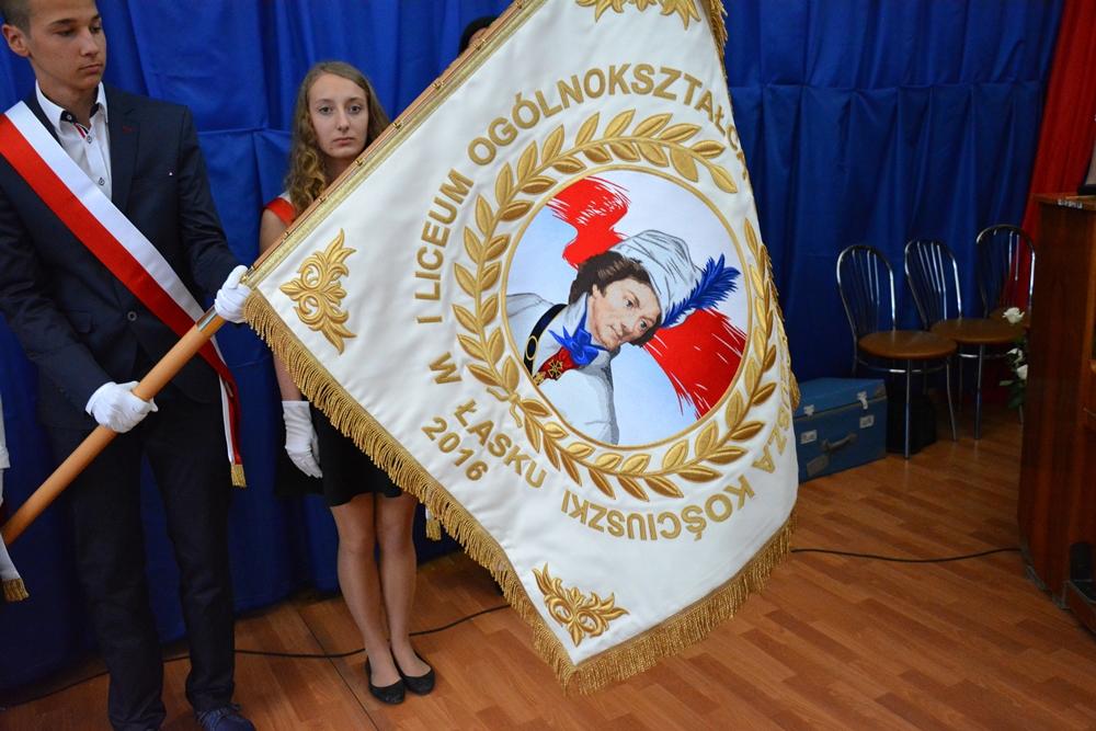"""100-lecie łaskiego """"Ogólniaka"""""""