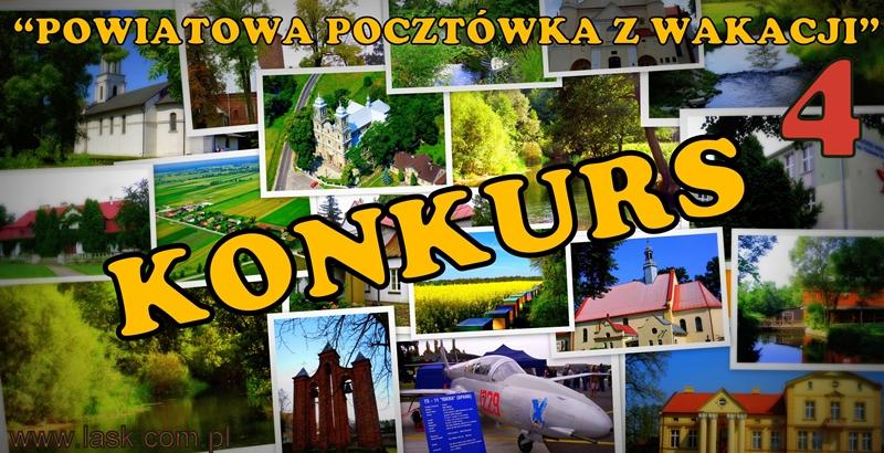 KONKURS: Powiatowa pocztówka z wakacji 4