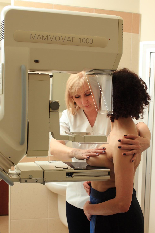 Zbadaj się w mammobusie!