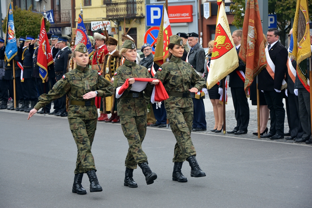 Święto Konstytucji 3 Maja w Łasku