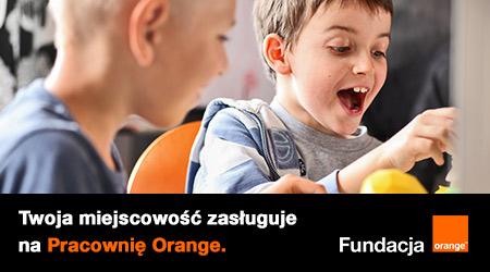 Trwa rekrutacja do 3. edycji programu Pracownie Orange