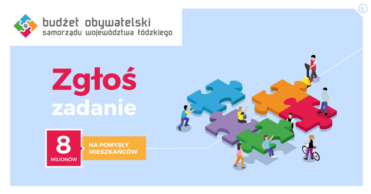Rusza druga edycja Budżetu Obywatelskiego Województwa Łódzkiego