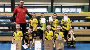 Turniej piłki nożnej Wszystkie dzieci nasze są