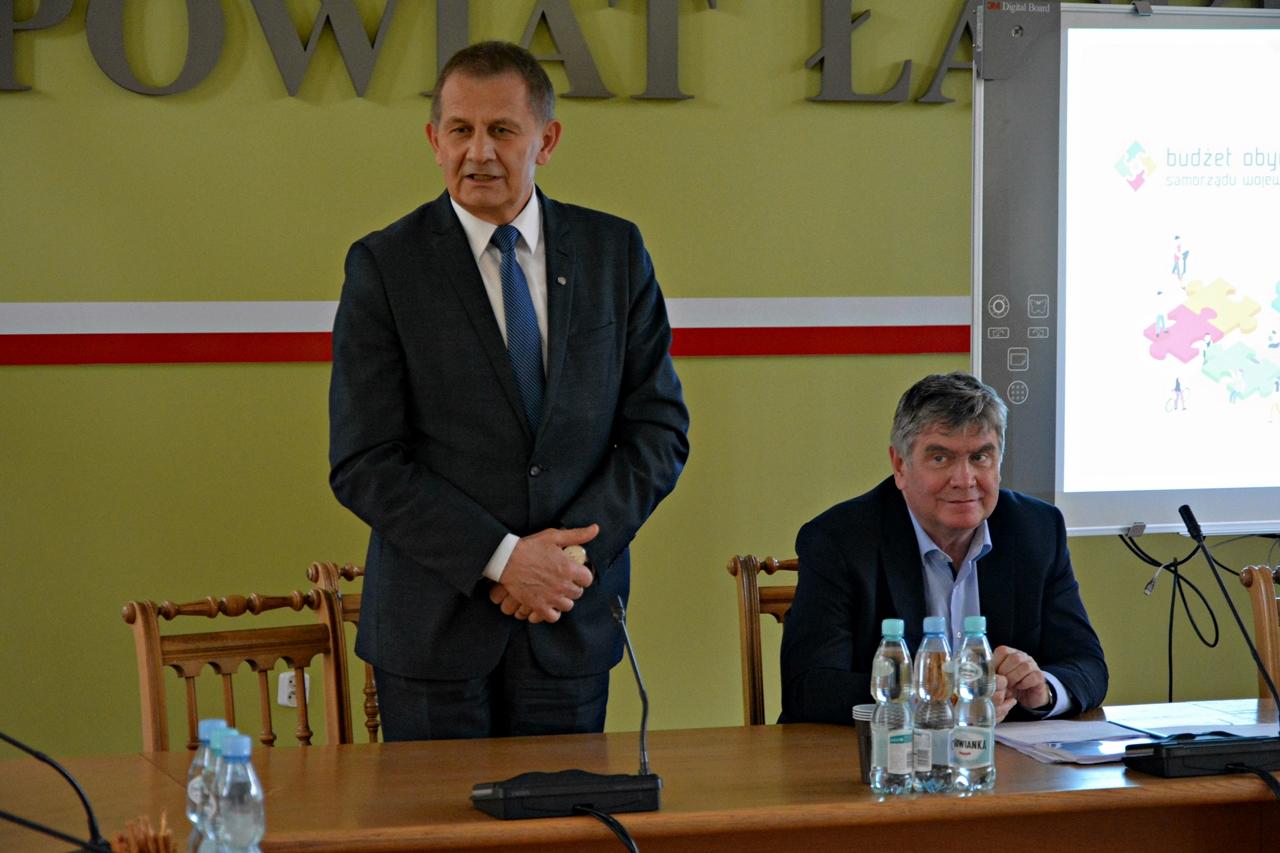 Budżet Obywatelski Województwa Łódzkiego 2018