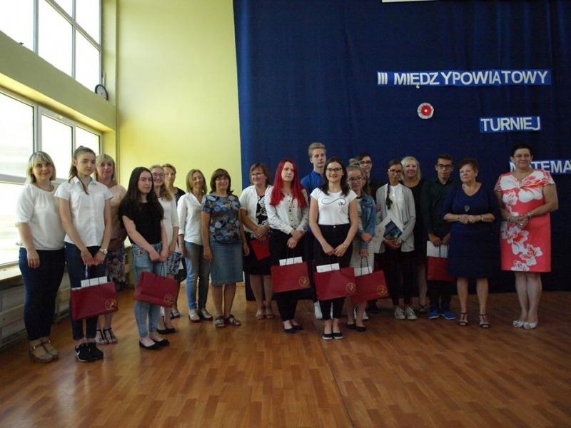 III Turniej Matematyczny dla Uczniów Szkół Ponadgimnazjalnych