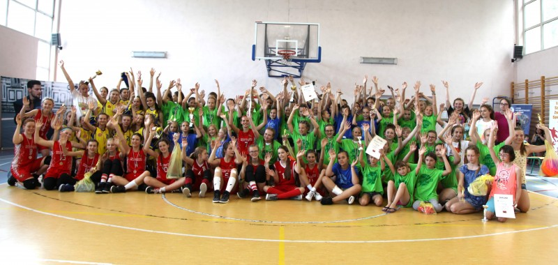 VII Międzynarodowy Turniej Koszykówki dziewcząt Multibasketmania 2018