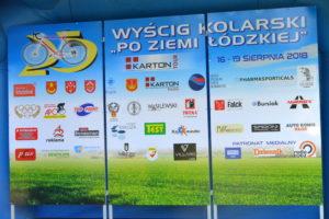 """""""Dookoła Sędziejowic"""" – 1. etap wyścigu Kolarskiego """"Po Ziemi Łódzkiej"""""""