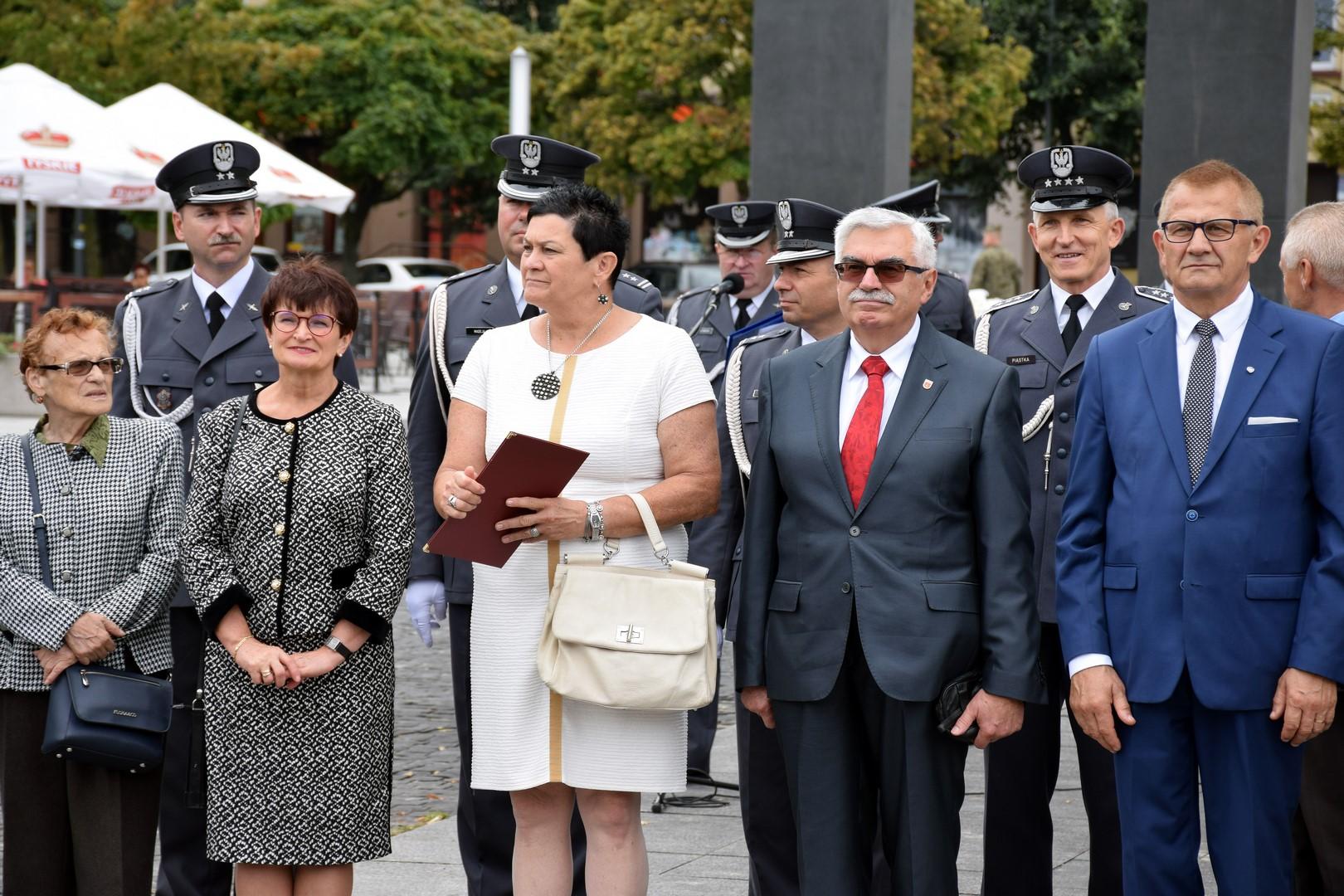 Święto Wojska Polskiego w Łasku
