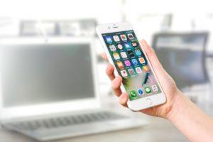 Powiat Łaski dla użytkowników smartfonów