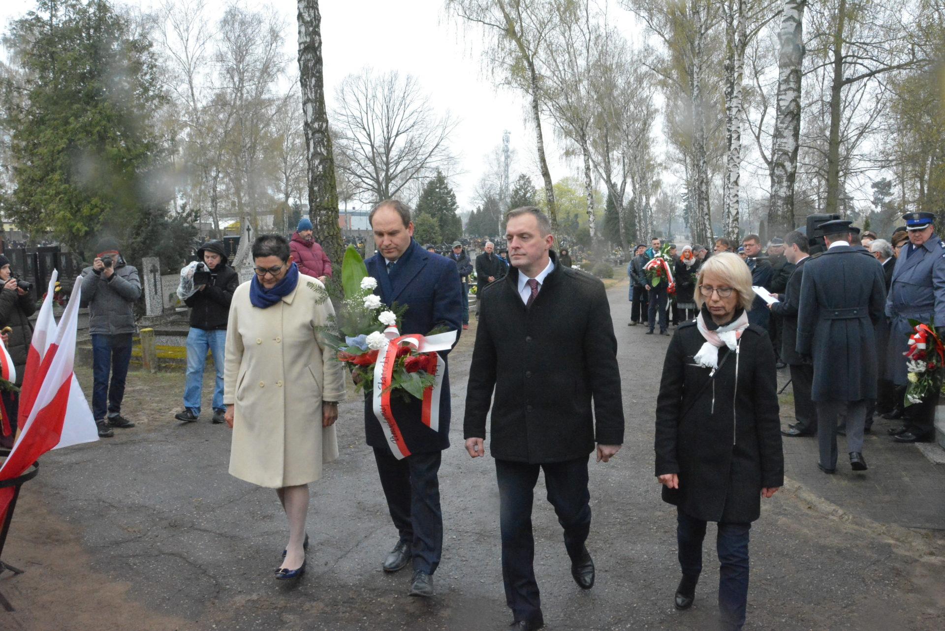 Obchody 79. rocznicy Zbrodni Katyńskiej