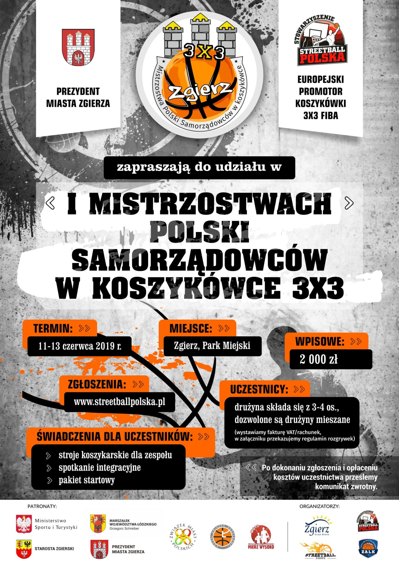 Mistrzostwa Polski Samorządowców w koszykówce