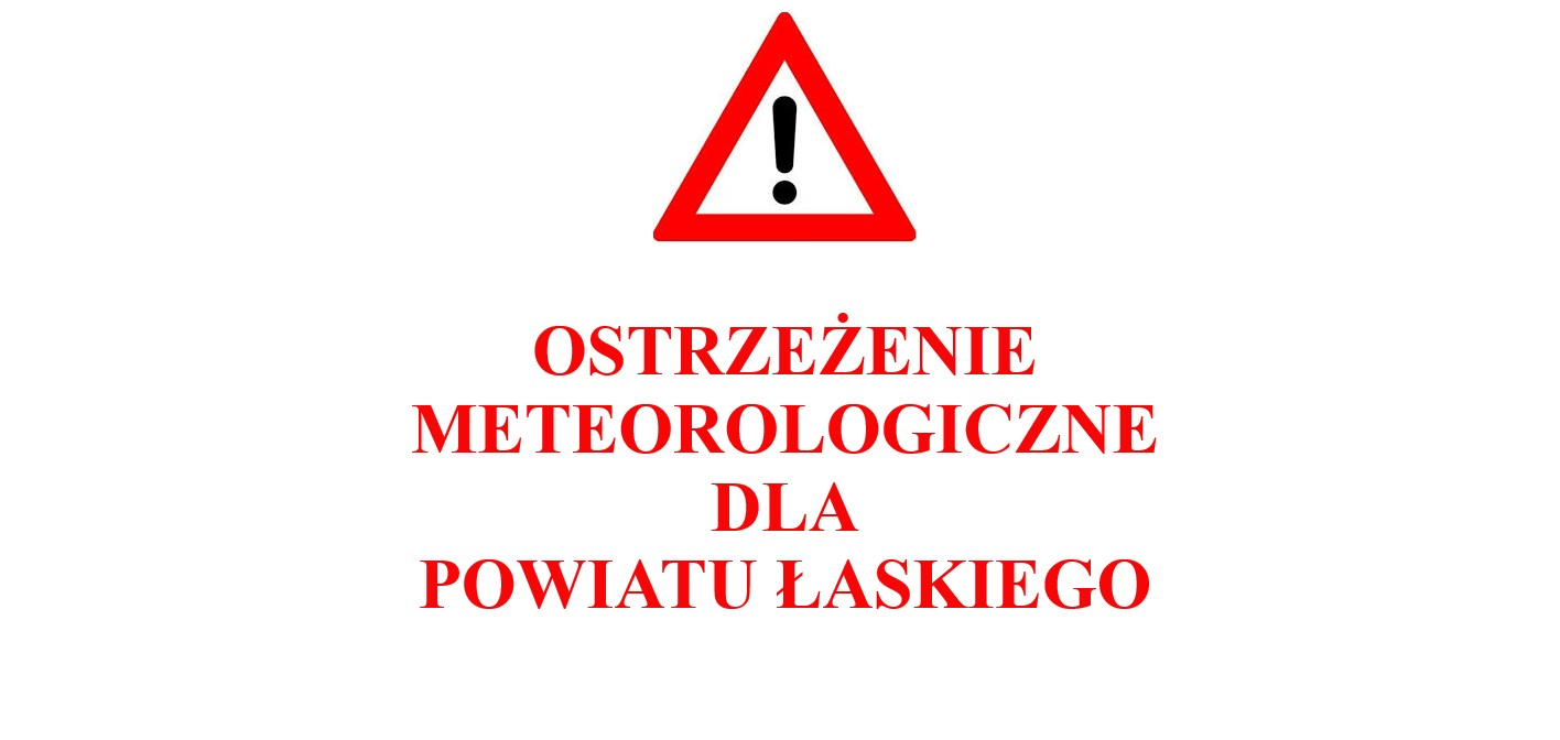 Ostrzeżenie meteorologiczne nr 49