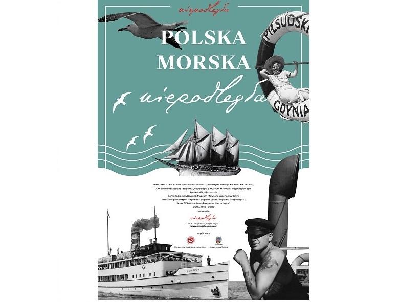 """Bezpłatna wystawa """"Polska morska Niepodległa"""""""