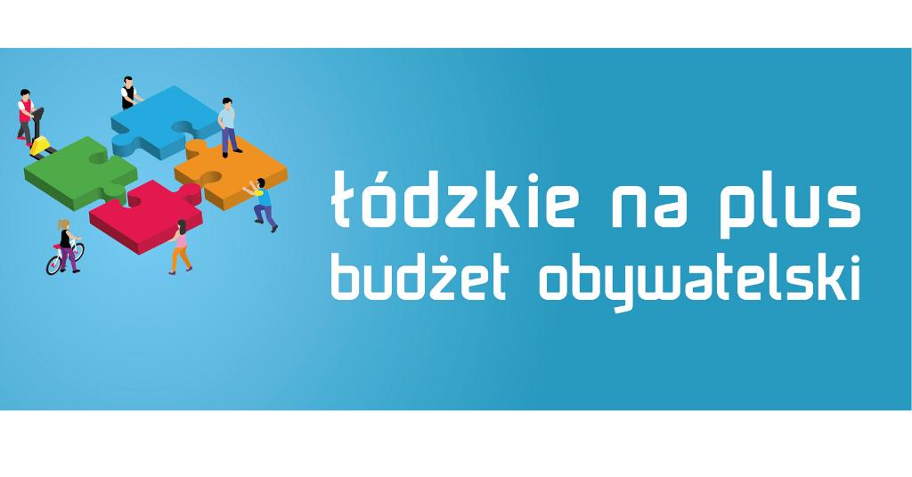 """4. edycja Budżetu Obywatelskiego """"Łódzkie na Plus"""" – spotkanie informacyjne"""