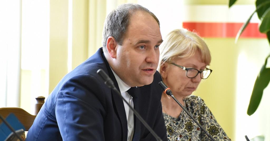 XXIV sesja Rady Powiatu Łaskiego