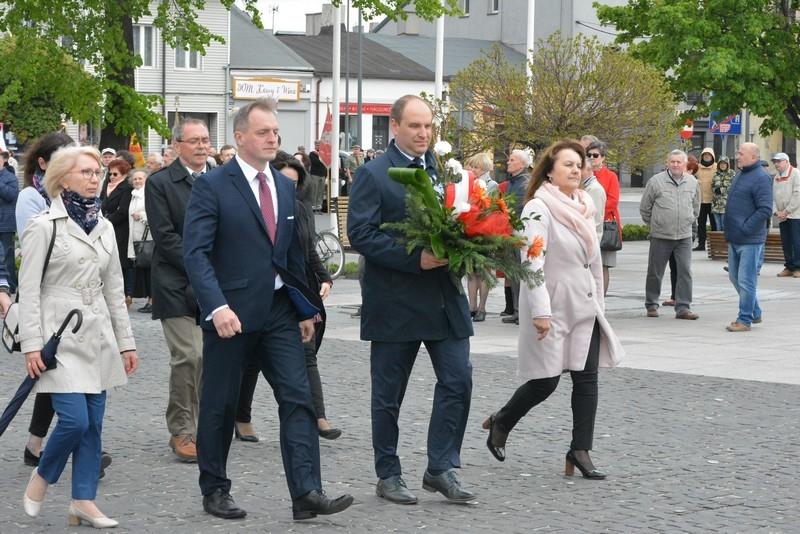 Oświadczenie Starosty Łaskiego ws. obchodów Święta Konstytucji 3-go Maja