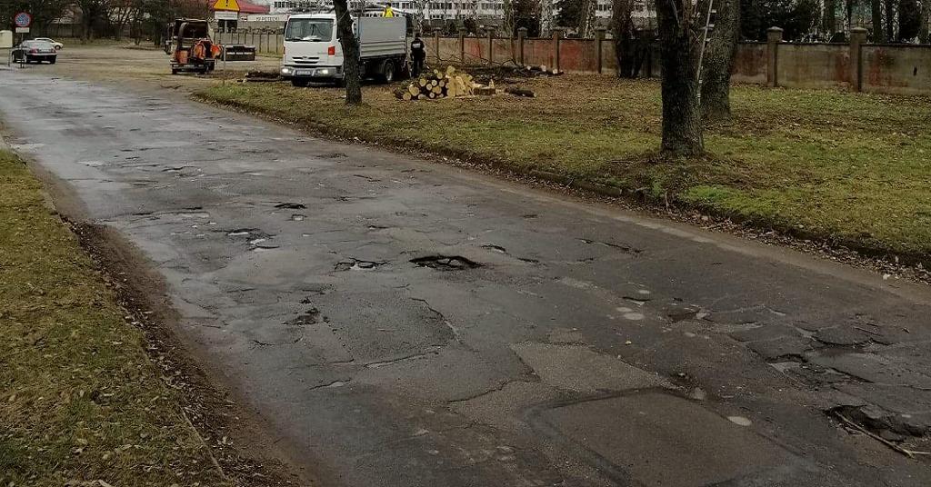 Dofinansowanie na przebudowę ul. Armii Krajowej.