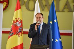"""""""Wsparcie dla biznesu w Łódzkiem"""". Spotkanie z przedsiębiorcami."""