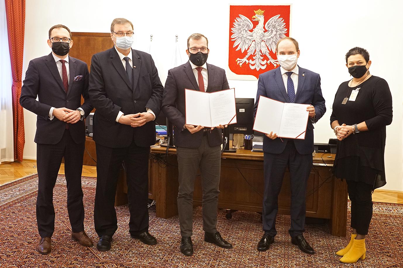 Zespół Szkół Rolniczych im. Władysława Grabskiego w Sędziejowicach dołączy do grupy szkół resortowych