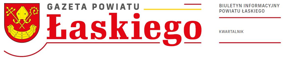 Logo Gazeta Powiatu Łaskiego