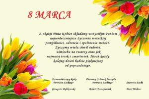 8 MARCA- Dzień Kobiet
