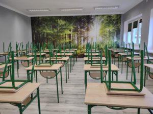 Ekopracownie Powiatu Łaskiego gotowe na powrót uczniów