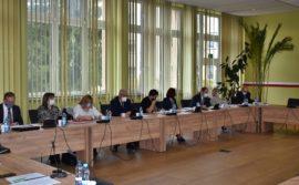 XLI sesja Rady Powiatu Łaskiego