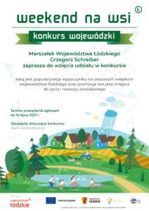 """Konkurs """"Weekend na wsi"""""""