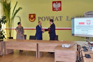 Podpisanie umów finansowanych w ramach Rządowego Funduszu Rozwoju Dróg