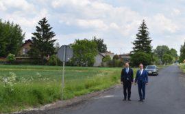 Remont drogi powiatowej Wola Buczkowska-Gucin
