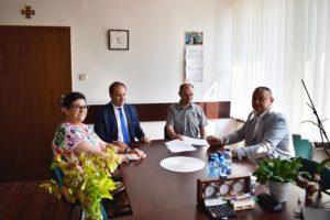 Podpisano umowę z firmą WŁODAN Sp. z o.o. Sp.k. na przebudowę ul. Lubelskiej