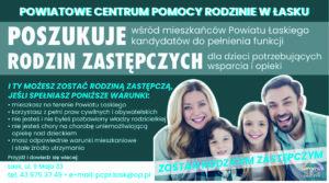 Powiatowe Centrum Pomocy Rodzinie w Łasku