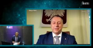 Rozmowa z Łódzkim Kuratorem Oświaty Panem Waldemarem Flajszerem